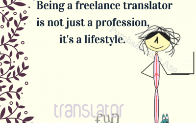 Life of a translator